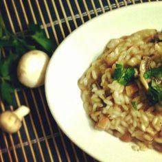 Risotto champignon
