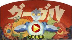 114º compleanno di Eiji Tsuburaya – Il doodle di Google