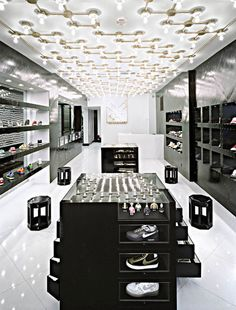 Showcase of Inspirational Concept Stores