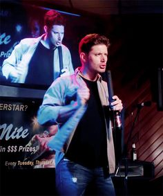 """""""AWESOME"""" JENSEN GIF!! This Man Knows How To MOVE!! ~ Laur~"""