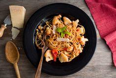 Sicilian Pasta With Cauliflower thm dreamfield pasta