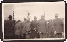 1902458: Eidsvoll. Den knelende soldat. Avdukning 17. mai 1928. St Dovreb Photos, Painting, Vintage, Art, Pictures, Craft Art, Photographs, Paintings, Kunst