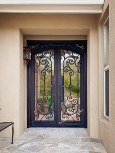🤔🤔🤔 Are you worried that your home is missing some harmony in its design? We've got an amazing selection of iron doors to bring harmony back to your home! -- ☎️☎️☎️ Call 877-205-9418 for Orders and Inquiries 💰💰💰 Ask us about our EXCEPTIONAL OFFERS ⚠️⚠️⚠️ About this Beautiful IRON DOOR: Tampa Doube Entry Iron Door, Left Hand Inswing, Medium Copper Finish. -- #irondoor #iwantthatdoor #wroughtirondoor #universalirondoors #ironfrontdoor #irondoorsnearme #irondoorcompany #cheapirondoor