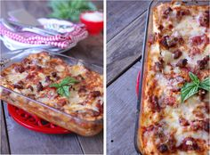 Lasagna with Homemade Grain-Free Noodles - Against All Grain
