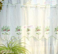 Американский сельская идиллия закончил занавес износ стержня волна спальня раздела на кухне штору, рычаг кофе занавес купить на AliExpress