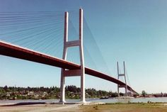 Alex Fraser Bridge - British Columbia
