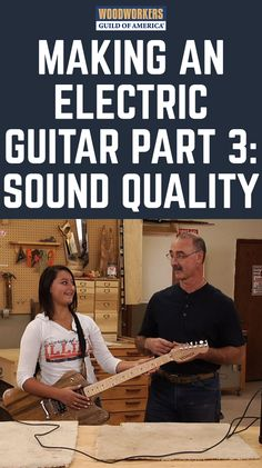 "Ginny's guitar is done! In this wrap up video you can hear the guitar's ""voice,"" see the completed instrument, and hear Ginny's advice for aspiring young guitar builders. If you haven't already, be sure to catch parts 1 and 2 of this three-part series."