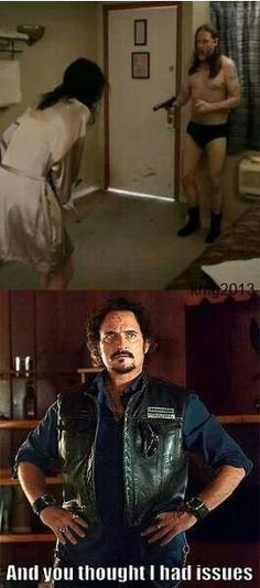 SOA I about died when I saw this!!!!! Lmafo