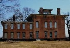 Prospect Place (Ohio) is one of the most haunted houses in America and can be toured. Read about it in A Ghost Hunter's Guide to the Most Haunted Houses in America by Terrance Zepke, www.terrancezepke.com
