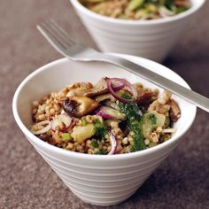 The Good News Melissa Clark puts a healthy spin on her grandmother's kasha varnishkes—a Jewish dish with buckwheat (kasha) and pasta—by leaving ou...