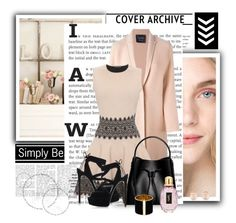 """Lannin Evening Coat"" by mandeerose ❤ liked on Polyvore featuring Christian Dior, Lanvin, Alexander McQueen, Kenneth Jay Lane, Casadei, 3.1 Phillip Lim and Dsquared2"