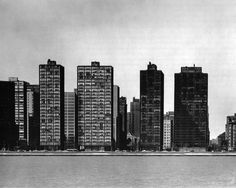 860-880 Lake Shore Drive Apartments 1951 Mies van der Rohe