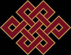Tatuagens de Nó infinito budista - Desenhos, Significados e Fotos de tatuagem | 9geek Tattoo
