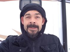 Aaron Goodwin in Colorado! He's by far my favorite from Ghost Adventures!!!!