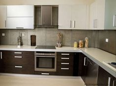 Konyhabútor ötletek Kitchen Room Design, Kitchen Interior, Home Interior Design, Tv Unit Design, Custom Homes, Living Room Designs, Kitchen Remodel, New Homes, Kitchen Cabinets