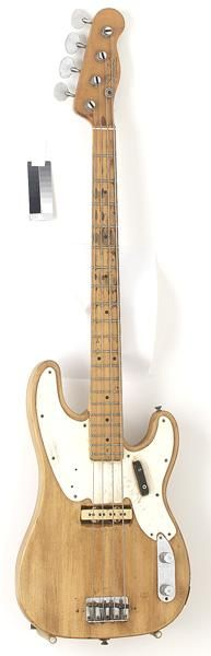 Fender P Bass - Shared by The Lewis Hamilton Band - https://www.facebook.com/lewishamiltonband/app_2405167945  -  www.lewishamiltonmusic.com