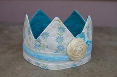 Fabric Crown - Princess Ella