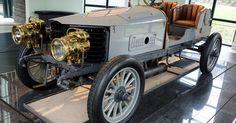 1903 Spyker race car