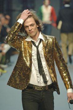 Moschino F/W 2006 Menswear