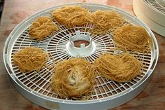 Dehydrating Way Beyond Jerky: Why In The World Would You Dehydrate Cooked Pasta?