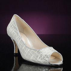 Wedding Shoes On Pinterest