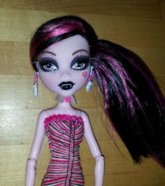 Monster High Draculaura Dawn of the Dance!