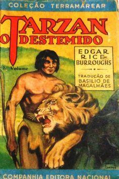 Tarzan Book, Comic Books, Comics, Cover, Cartoons, Cartoons, Comic, Comic Book, Comics And Cartoons