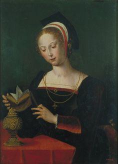 Marie Madeleine - Le Maître au perroquet, 16ème