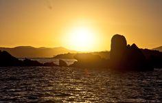 Sunset on St John