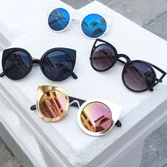 How do you choose? #quayaustralia #sunglasses #vemesd