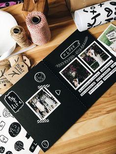 Personalisierte Hochzeit Gästebuch