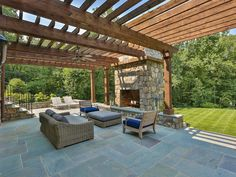 Rustic Patio - Found on Zillow Digs. What do you think?