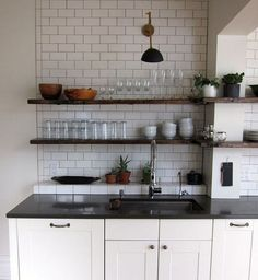 Renovation Diary: Christine & Pierre's Kitchen