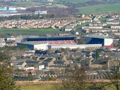 Turf Moor, home to Burnley FC is now protected by an ACV thanks to the very hard work of the Clarets Trust