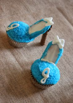 how to make shoe cupcakes with milano cookies
