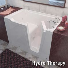 Whether you choose one of our walk in tubs or a combination tub and shower, your mind will be at ease knowing you have selected a product that was created with you in mind. http://www.meditubs.com/