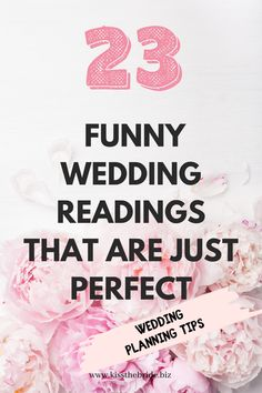 Find your perfect wedding readings for your wedding ceremony right here. Funny Wedding readings are great for friends to read out and can really lighten the mood. #weddingreadings #weddingceremonyideas Wedding Poems, Wedding Readings, Wedding Humor, Wedding Ceremony, Marriage Humor, Good Marriage, Wendy Cope, Lily Munster