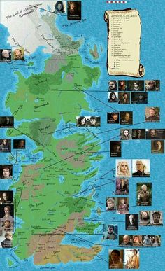 Hbo game of thrones viewers guide with a fancy map syfy fantasy hbo game of thrones viewers guide with a fancy map syfy fantasy supernatural etc pinterest films and tvs gumiabroncs Gallery
