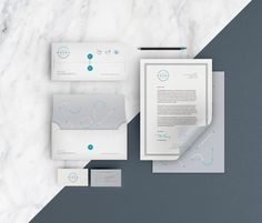 Branding Identity for an Osteopathy Clinic.