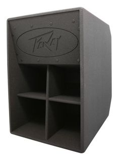 #Peavey SP FHBX Folded-Horn #PA #Subwoofer: Shake the club with this Peavey #sub. With a folded-horn design and tight 30-300 Hz response, this subwoofer handles up to 1600 watts program/3200 watts peak.