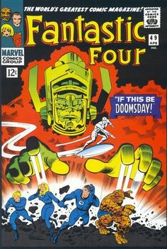 fantastic four 49 - Google Search