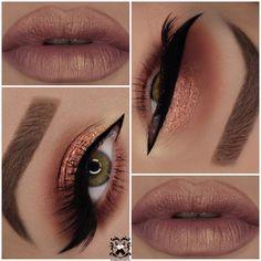 10 Makes da @makeupbyevva para se inspirar » Pausa para Feminices