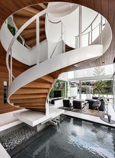 Greja House in Singapore | by Park  Associates [2000 x 2751]