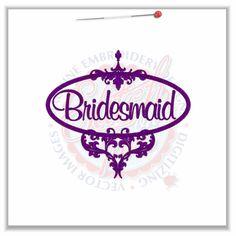 90 Wedding : Bridesmaid 5x7