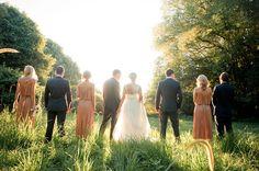 Vintage Inspired Wedding in Byron Bay