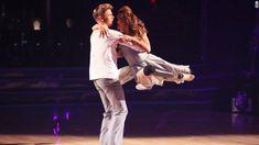 derek and amy contemporary dance
