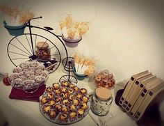 Montajes gastronom a on pinterest postres mesas and - Lecturas postres ...