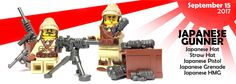 Japanese WWII Accessories Now Available!
