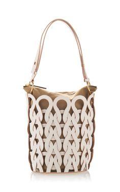 MARNI Woven Leather Shoulder Bag.  marni  bags  shoulder bags  leather   40fb1122ee32b