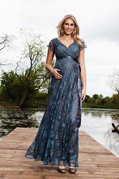 Formal Maternity Dresses in Stars
